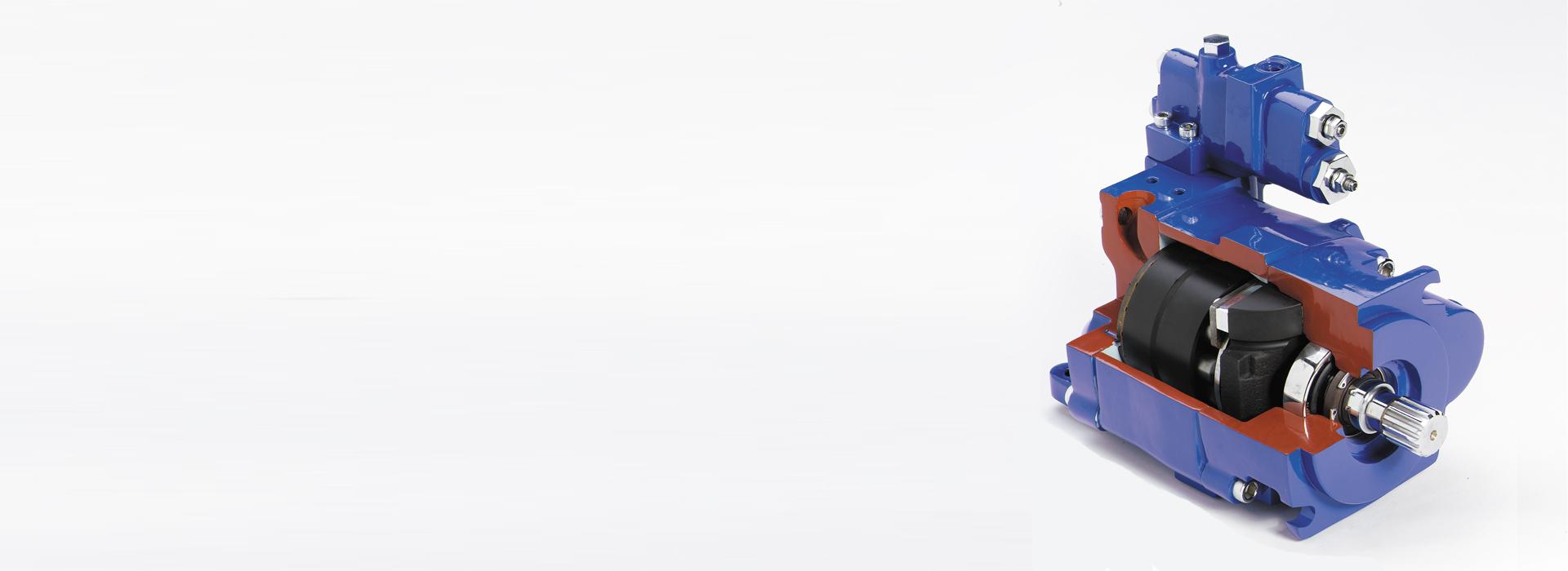 Pompy tłokowe EATON-Vickers - szeroki wybór